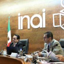 Sector financiero y de seguros, los más multados por el INAI