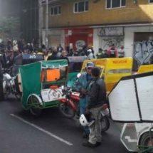 Operativo contra mototaxis en Tláhuac; 80 van al corralón