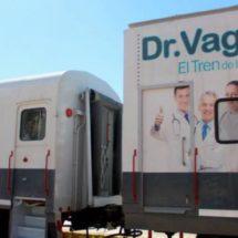 Llega a Tuxtepec el Doctor Vagón