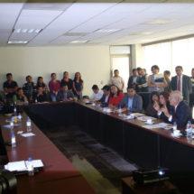 Chocan auditor y legisladores en Oaxaca