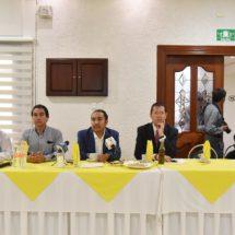 Diputado Horacio Antonio Mendoza, presenta Ley de Protección a Periodistas