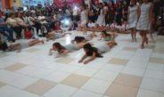 Felicidades a las niñas del Ballet Allegro