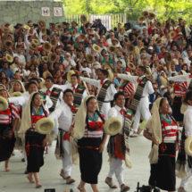 Fracasó boicot a la Guelaguetza