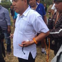 Violentos habitantes de Cieneguilla amarran a delegado de Gobierno
