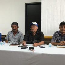 Pide edil de Cahuaca atención para solucionar conflicto con Sindihui