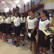 Adultos concluyen satisfactoriamente educación primaria-secundaria en Pinotepa