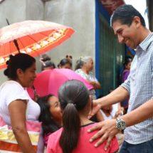 Avanza programa para rehabilitar vías de acceso en Xoxocotlán