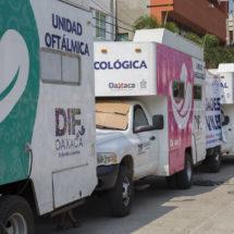Emprenden campaña de salud en Salina Cruz