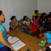 Trabaja Salina Cruz en la activación de programas de seguridad alimentaria