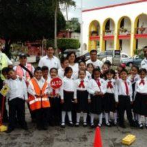 Mil 200 niños beneficiados con programa Movilidad Segura