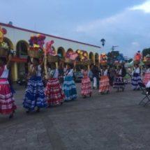 Tuxtepec vive la Guelaguetza