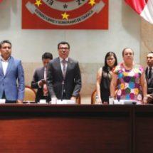 Contribuye Congreso del Estado a la paz social de Oaxaca; Dip. Local Samuel Gurrión