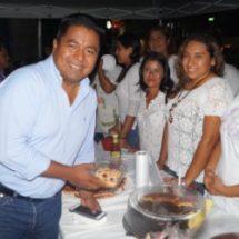 Trabajamos en la reconstrucción del tejido social en Tuxtepec: Bautista Dávila