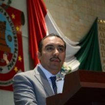 Presenta Diputado Horacio Antonio Ley de Atención a Víctimas en el Estado de Oaxaca