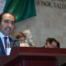Presenta Horacio Antonio reforma para que se castigue severamente el feminicidio
