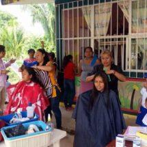 Unidad móvil de salud de Irineo Molina es recibida con agradecimiento en Acatlán