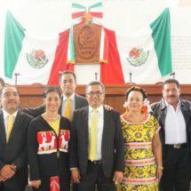 Trabajará PRD en beneficio de Oaxaca en Segundo Periodo Ordinario de Sesiones