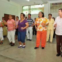 Dirección del INAPAM sigue buscando convenios con instituciones para beneficio de los adultos mayores