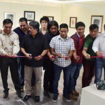 Llega exposición del Taller Rufino Tamayo al Congreso de Oaxaca
