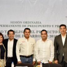 Piden legisladores a titular de SEDAPA fortalecer al campo oaxaqueño