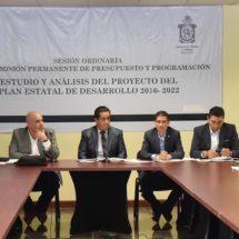 Demandan legisladores al titular de SSPO acciones para garantizar seguridad