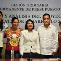 Pueblos indígenas, prioridad en el Plan Estatal de Desarrollo: Legisladores