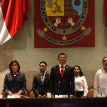 Cumple la LXIII Legislatura con aprobar Marcos Normativos en beneficio de Oaxaca; Diputado Samuel Gurrión