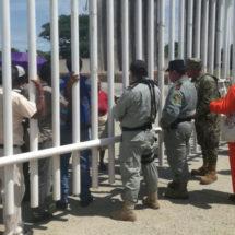Habitantes de Salina Cruz exigen pago por daños ambientales