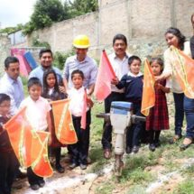 Emprenden acciones para fortalecer el desarrollo urbano y educativo en Xoxocotlán