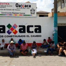 Codeci toma oficinas de Sevitra en la Cuenca