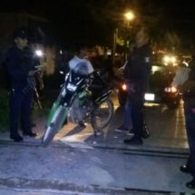 INFORMA SSPO RESULTADOS DEL DISPOSITIVO DE SEGURIDAD VIAL EN MATÍAS ROMERO