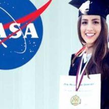 Estudiante mexicana realizará estancia de investigación en la NASA