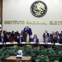 Ajusta el INE fechas para precampañas y de elecciones locales y federales