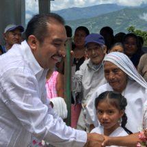 """Gestión social y de resultados parte de la campaña """"Acciones por Oaxaca"""": Antonio Mendoza"""