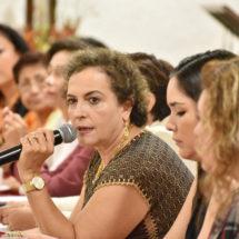 Trabajo Legislativo ha logrado acciones a favor de las mujeres: García Fernández