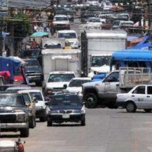Revisaremos los acuerdos que existen para camiones de carga pesada en el centro: Vialidad