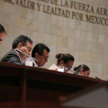 Con una votación de consenso… Congreso aprueba leyes para el combate a la corrupción