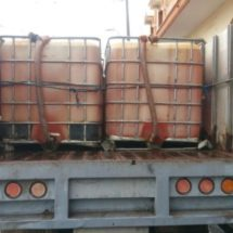 Localizan camioneta Huachicolera