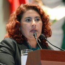"""""""Oaxaca avanza en materia de combate a la corrupción"""": diputada Eva Diego"""
