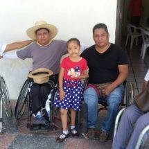 Personas con discapacidad piden ser tomadas en cuenta y respetadas