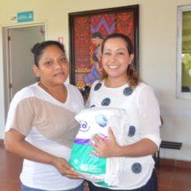 Agradece María Luisa Vallejo solidaridad ciudadana… LA  DONACION DE PAÑALES UN RESPIRO  PARA GENTE DE ESCASOS RECURSOS:DIF