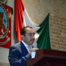 Pide Horacio Antonio garantizar calidad de vida para adultos mayores en Oaxaca