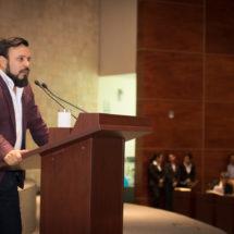 Busca diputado Jesús Romero que ingresos por multas sirvan para crear fondo de salud