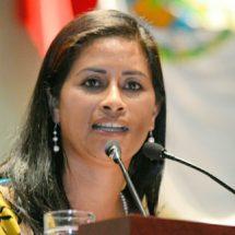 Pide diputada Paola Gutiérrez cumplimiento de la Agenda 2030 de Desarrollo Sostenible