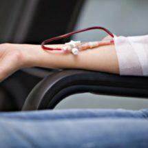 Poco a poco llegan donadores altruistas al banco de sangre
