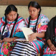 Asuntos indígenas invita a las personas indígenas a que sigan manteniendo viva la lengua materna