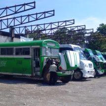Transportistas molestos con Sevitra, aseguran que solo vinieron a calmarlos