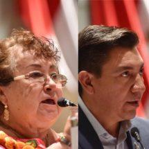Piden Virginia Calvo y Manuel León que IEEPO vigile inicio de ciclo escolar