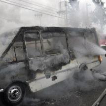 El aumento de la violencia enciende las alarmas en la Ciudad de México