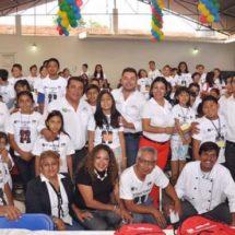 Concluye el DIF Municipal de Santa Lucía del Camino sus Cursos de Verano, con la participación de 170 niños y niñas